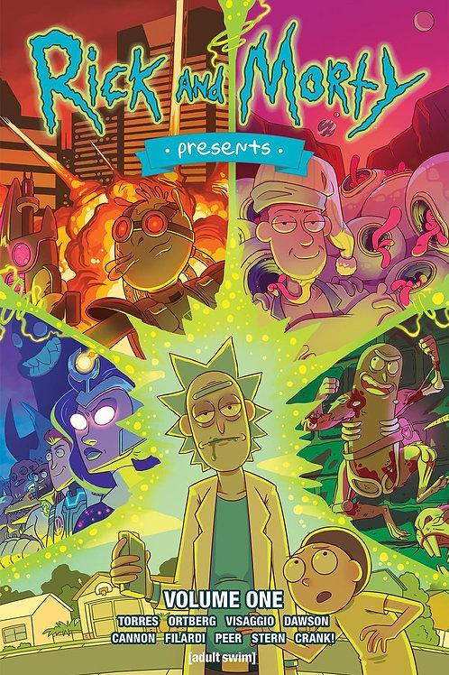 Rick & Morty Presents Vol 1 (J. Torres & Daniel Mallory Ortberg)