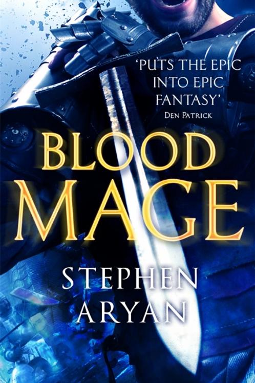 Bloodmage (Stephen Aryan)