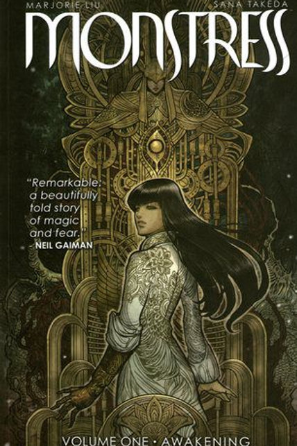 MonstressVol1: Awakening (Majorie Liu & Sana Takeda)