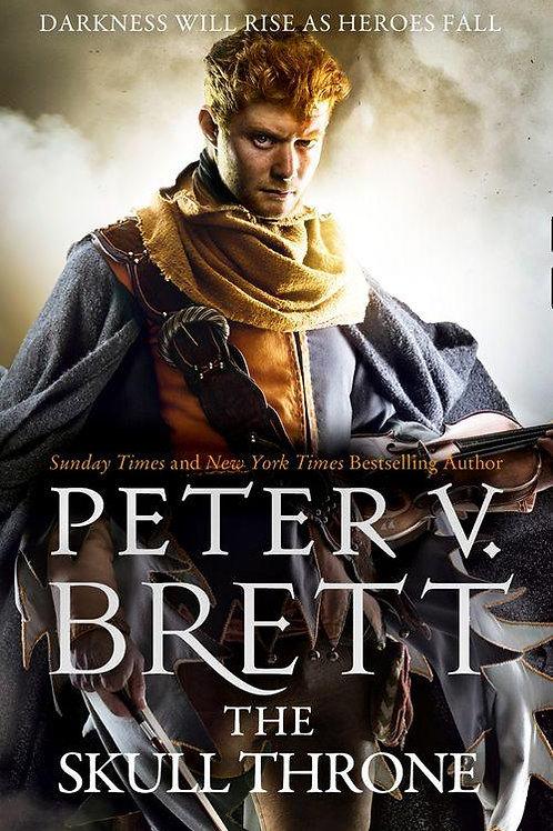 The Skull Throne (Peter v Brett)