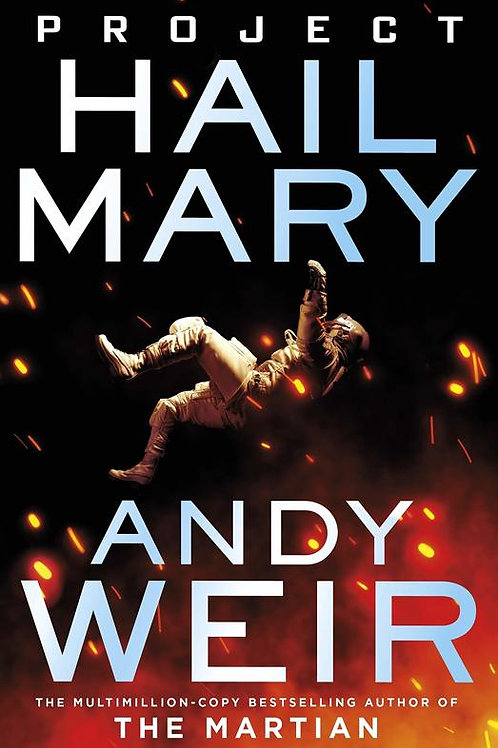 Project Hail Mary (Andy Weir)