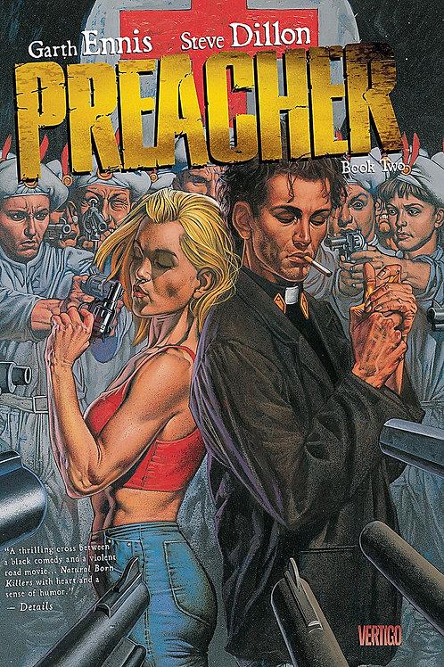 Preacher Book 2 (Garth Ennis & Steve Dillon)