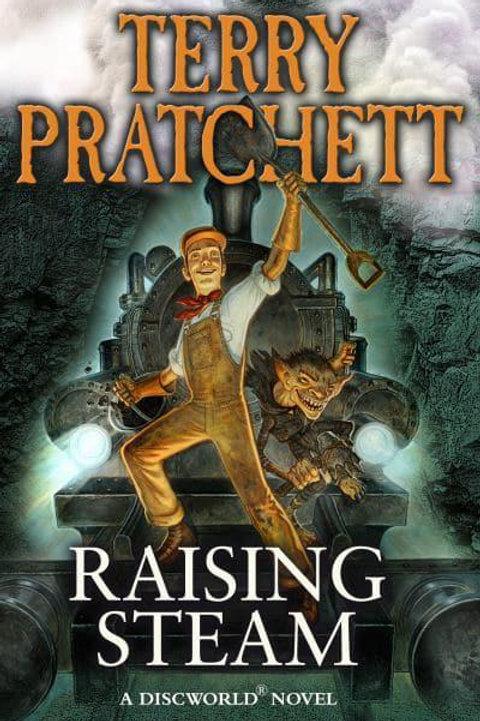 Raising Steam (Terry Pratchett)