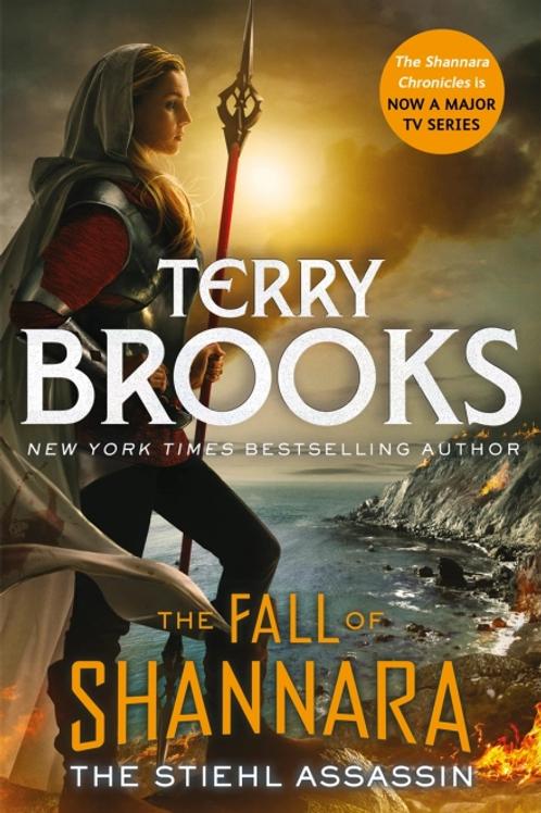 The Stiehl Assassin (TERRY BROOKS)
