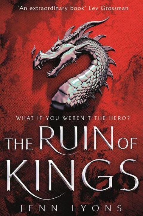 The Ruin of Kings (Jenn Lyons)
