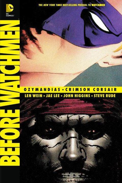 Before Watchmen: Ozymandias/Crimson Corsair (Len Wein &Jae Lee)