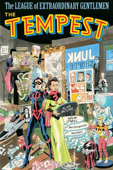 The League Of Extraordinary Gentlemen Vol4: The Tempest (Alan Moore)