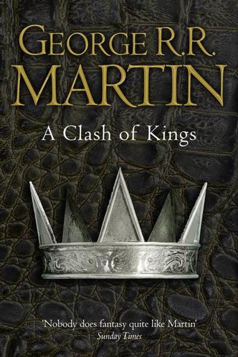 A Clash of Kings (George R. R. Martin)