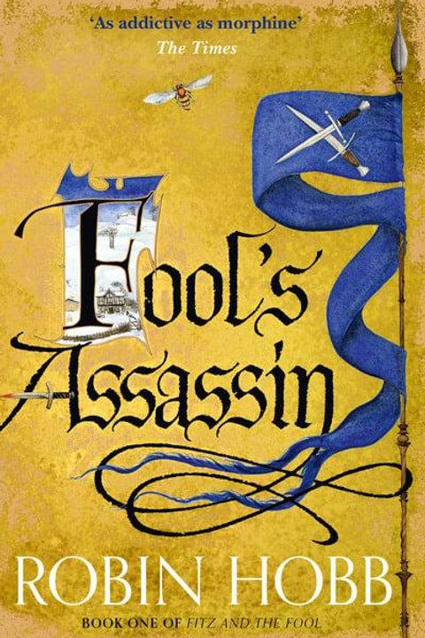 Fool's Assassin (Robin Hobb)