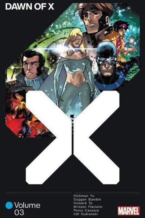 Dawn Of X Vol3 (Jonathan Hickman & Leinil Francis Yu)
