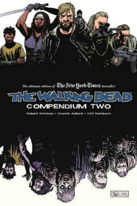 The Walking DeadCompendium Vol2 (Robert Kirkman &Charlie Adlard)