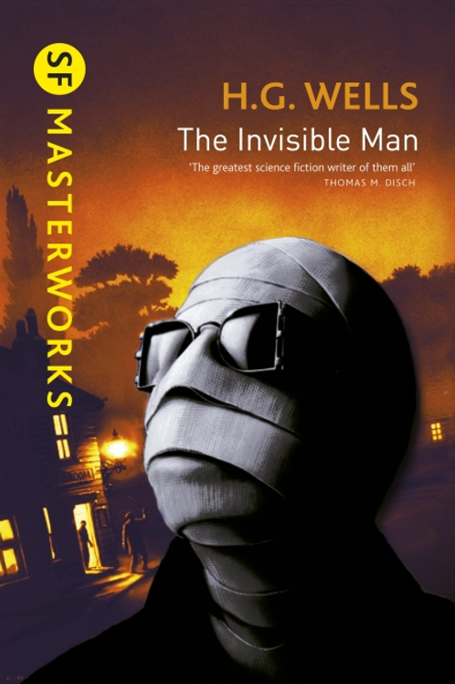 The Invisible Man (H. G. WELLS)