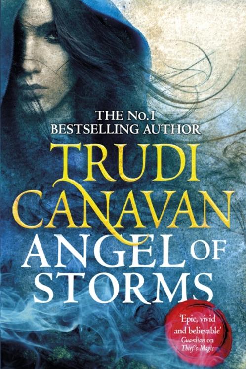 Angel of Storms (TRUDI CANAVAN)