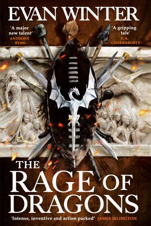 Rage of Dragons (EVAN WINTERS)