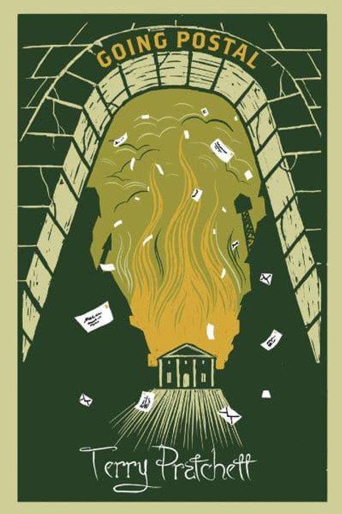 Going Postal (Terry Pratchett)
