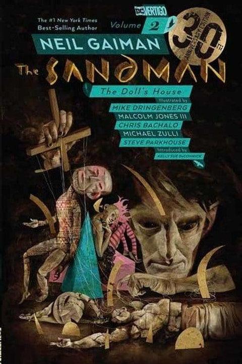 The Sandman Vol2: The Doll's House (Neil Gaiman & Mike Dringenberg)
