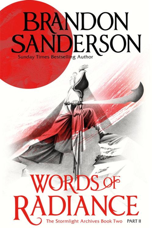 Words of Radiance Part 2 (BRANDON SANDERSON)