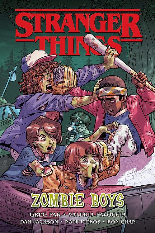 Stranger Things: Zombie Boys (Greg Pak & Valeria Favoccia)