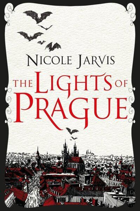 The Lights of Prague (Nicole Jarvis)