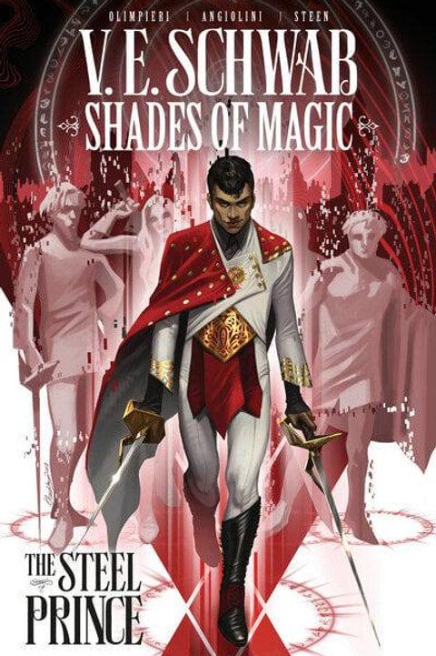 Shades Of Magic -The Steel Prince Vol1 (V.E. Schwab)