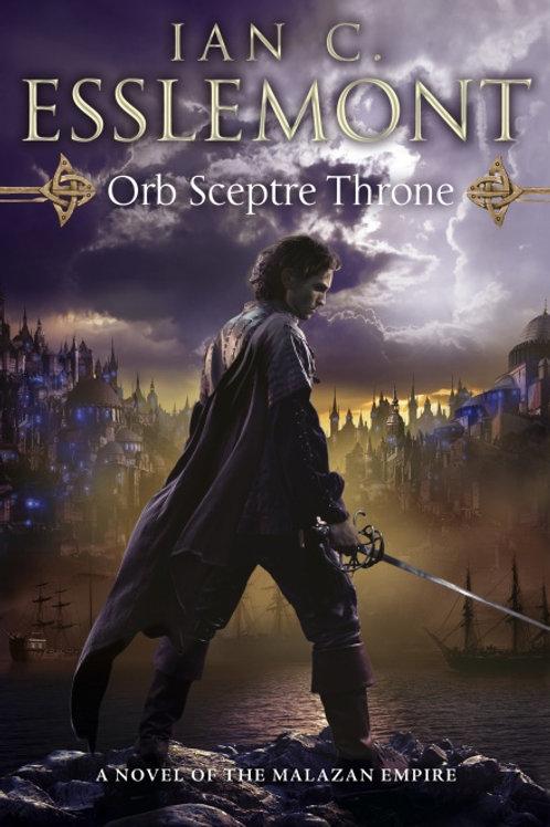 Orb, Sceptre, Throne (Ian C Esslemont)