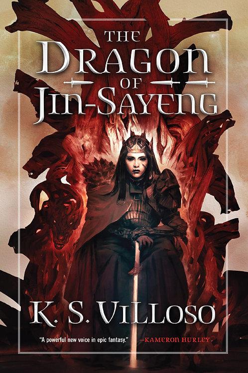 The Dragon Of Jin-Sayeng (K. S. Villoso)