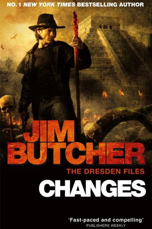 Changes (JIM BUTCHER)