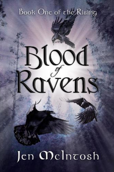 Blood Of Ravens (Jen McIntosh)