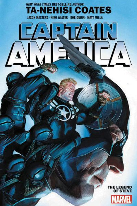 Captain America Vol3: The Legend Of Steve (Ta-Nehisi Coates & Jason Masters)