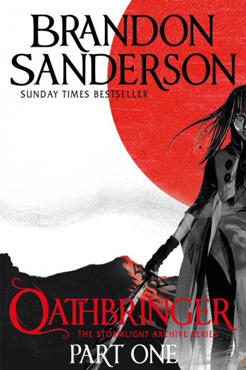 Oathbringer Part 1 (BRANDON SANDERSON)