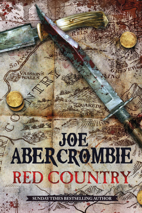 Red Country (JOE ABERCROMBIE)