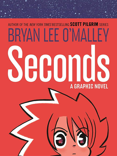 Seconds (Bryan Lee O'Malley)