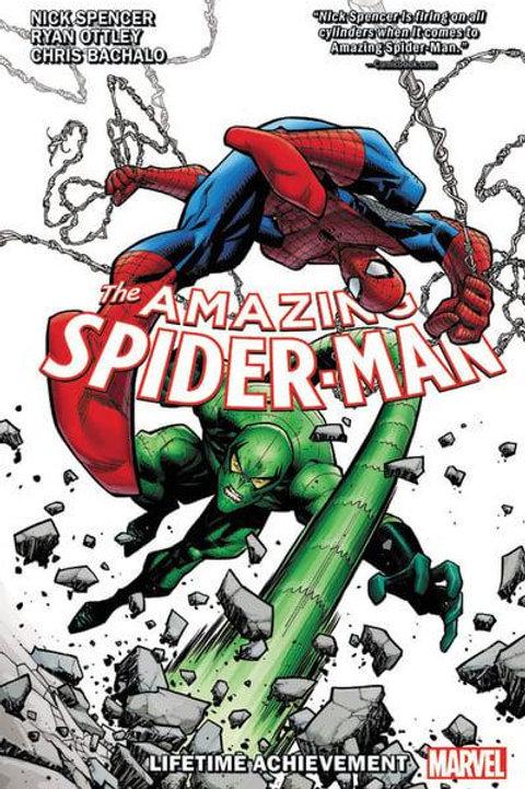 The Amazing Spider-Man Vol3: Lifetime Achievement (Nick Spencer & Ryan Ottley)