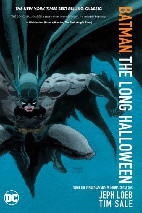 Batman: The Long Halloween (Jeph Loeb & Tim Sale)