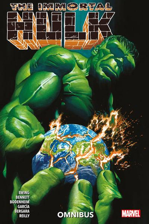 The Immortal HulkOmnibus Vol2 (Al Ewing &Mark Waid)