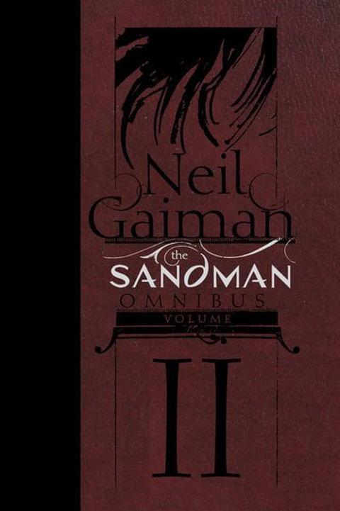 The Sandman Omnibus Vol2 (Neil Gaiman & Kent Williams)