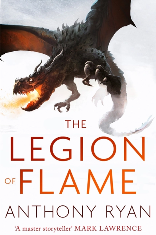 The Legion of Flame (Anthony Ryan)