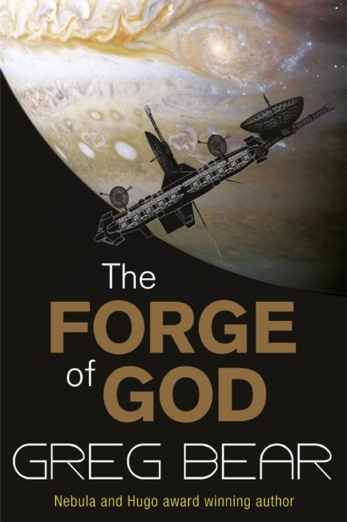 The Forge Of God (GREG BEAR)