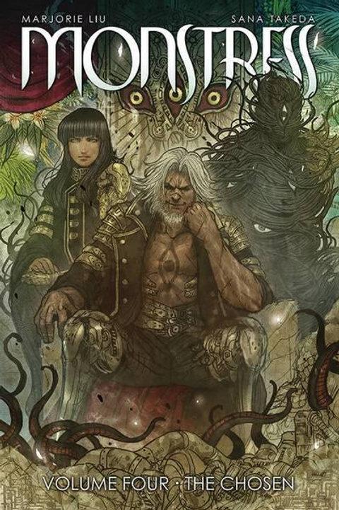 Monstress Vol4: The Chosen (Majorie Liu & Sana Takeda)