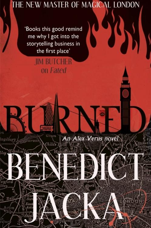 Burned (Benedict Jacka)