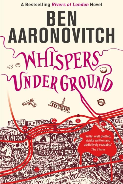 Whispers Under Ground (Ben Aaronovitch)