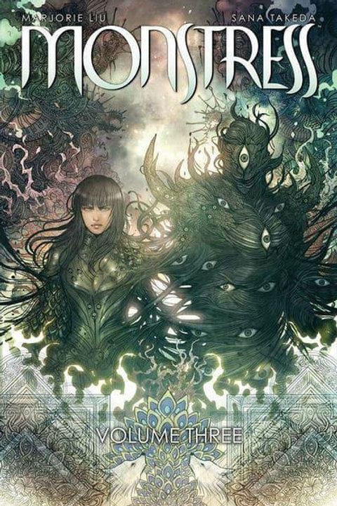 Monstress Vol3: Haven (Majorie Liu & Sana Takeda)