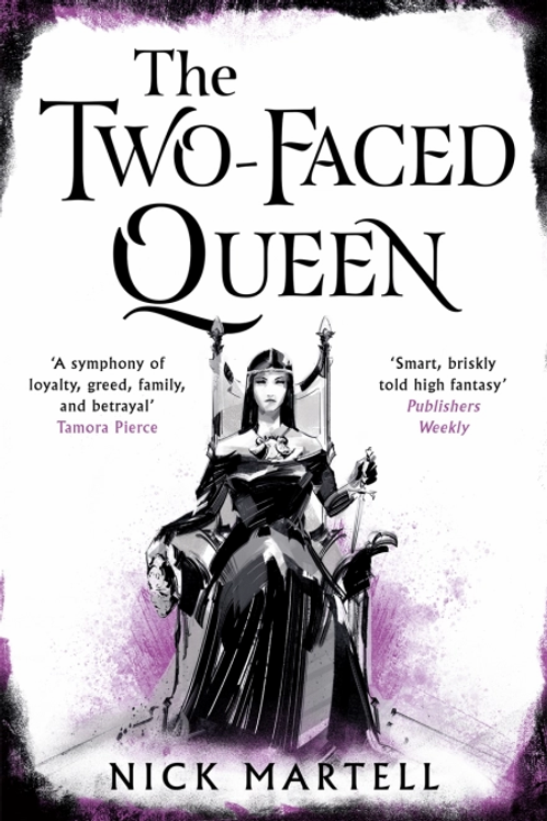 The Two-Faced Queen (Nick Martell)