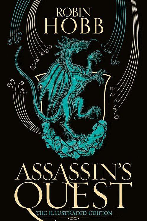 Assassins Quest - Bookplate Edition (Robin Hobb)