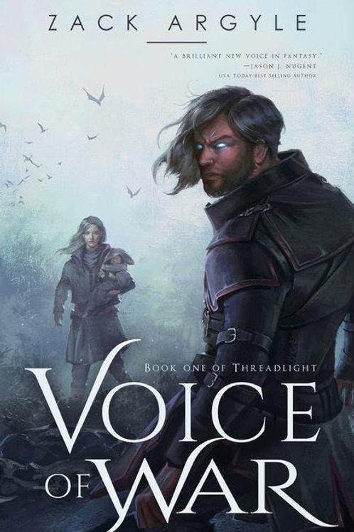 Voice of War (Zack Argyle)