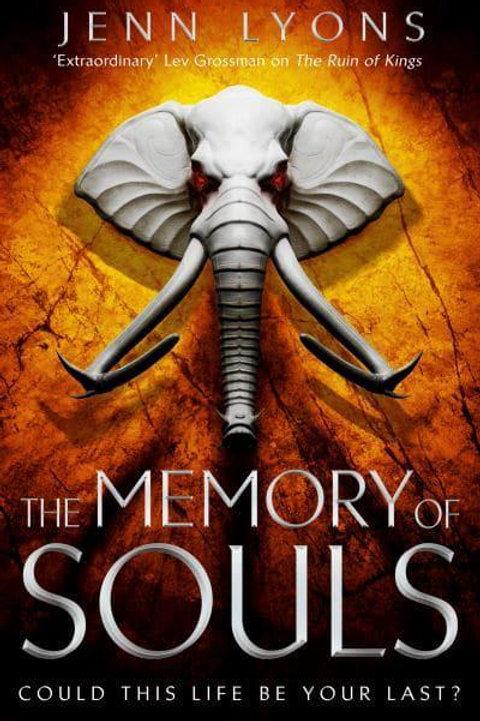 The Memory of Soul (Jenn Lyons) PB
