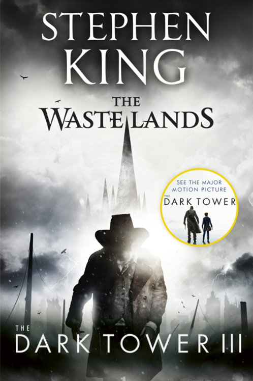 The Dark Tower III: The Waste Lands (STEPHEN KING)