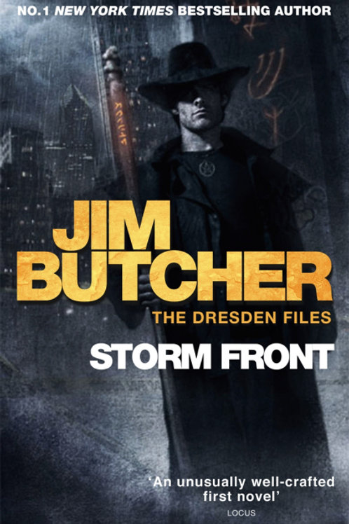 Storm Front (JIM BUTCHER)