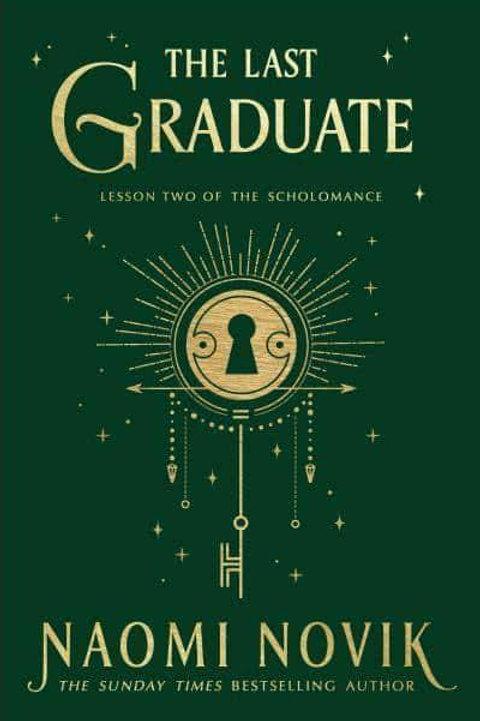The Last Graduate (Naomi Novak)