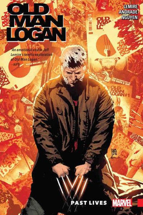 Old Man LoganVol5: Past Lives (Jeff Lemire & Filipe Andrade)
